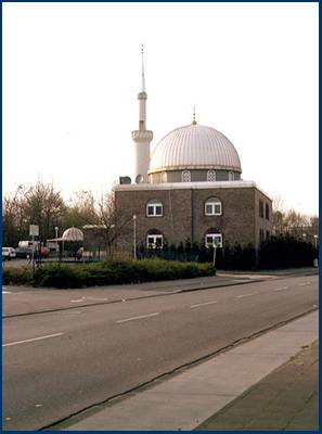 Moschee Wesseling - 210-13